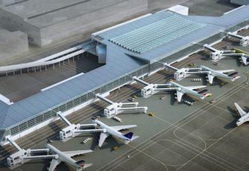 Dubai International Airport Expansion – Concourse 4