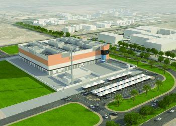 Etisalat Data Centre, Jebel Ali
