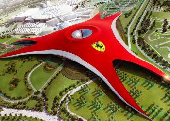 Ferrari World Theme Park – Yas Island