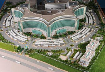 Jaber Ahmed Al Jaber Al Sabah Hospital – South Surra