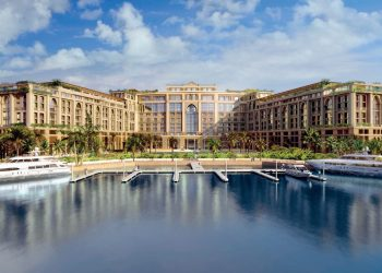 Palazzo Versace Dubai Resort & Condominiums – Culture Village