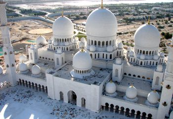 Sheikh Zayed Bin Sultan Al Nahyan Grand Mosque